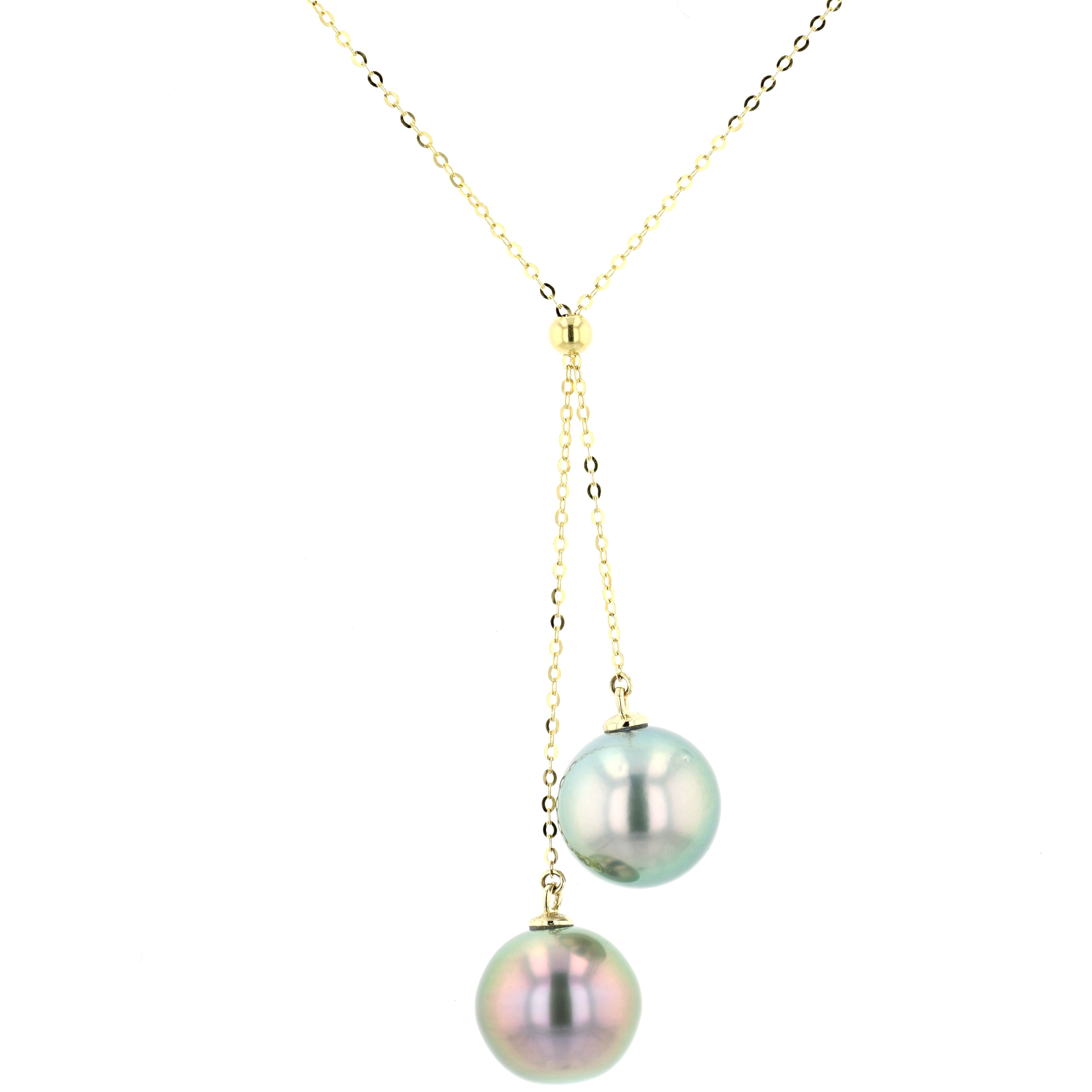 pendant single pearl lagos necklace luna jewelry