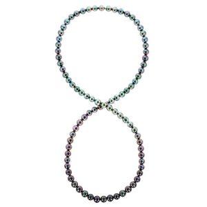 Tahitian Pearl Jewelry Necklace Colliers de Perles de Tahiti or bijoux