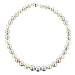 Tahitian Pearl Jewelry Necklace Colliers de Perles de Tahiti or bijoux