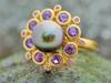 Hinerava, Hinerava Jewelry, Pearl Jewelry, Jewelry, Tahiti, Bora Bora, Tahitian Pearl, Black Pearls, Rings